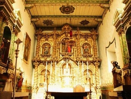This Is Is One Of The Most Historic Buildings In The State Of California It Is Father Serra S Ch California Missions Mission San Juan Capistrano Old Building