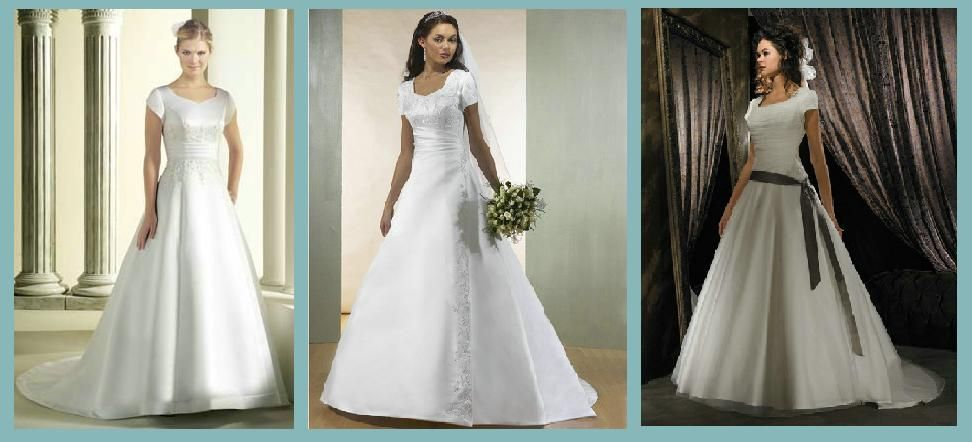 modest wedding dresses with long sleeves | Modest Wedding Gowns | Wedding Gowns On Line Blog