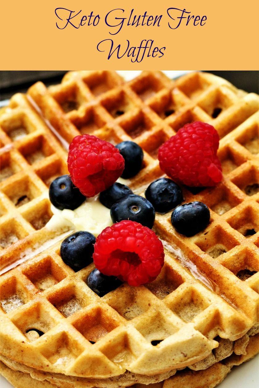 Keto Gluten Free Waffles Recipe Gluten Free Waffles Waffle Recipe No Butter Gluten Free Milk