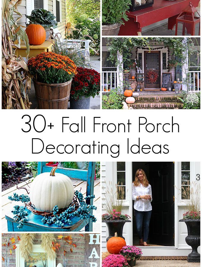 Cute fall decorations for outside house of hawthornes vintage thrifting gardening also animals rh pinterest