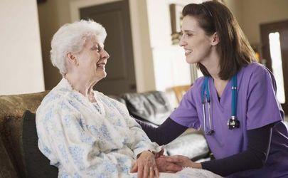 Health care assistant nursing homes