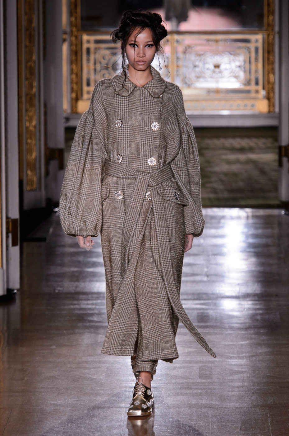 London Fashion Week: The 10 Biggest Trends - Fashionista