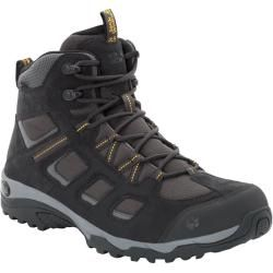 Photo of Jack Wolfskin Waterproof Men Hiking Shoes Vojo Hike 2 Texapore Mid Men 39.5 phantom Jack Wolfsk
