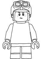 Dla Chłopców Kolorowanki Lego Star Wars Numer 22 Kolorowanki