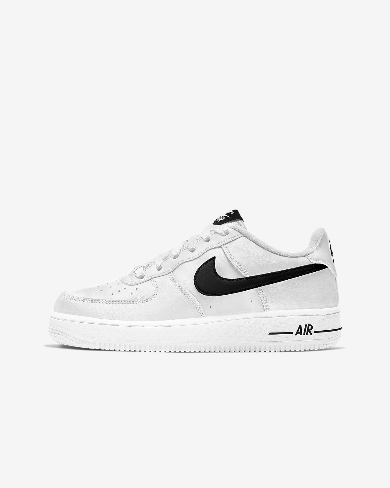 Nike Air Force 1 Schuh Fur Altere Kinder Nike De In 2020 Nike Air Force Kids Shoes Nike