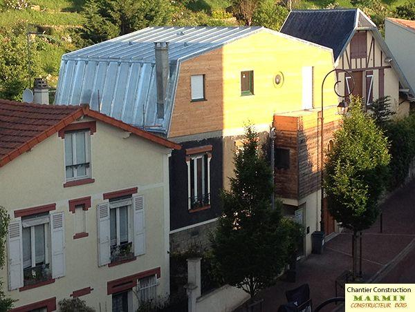isolation et maison bois