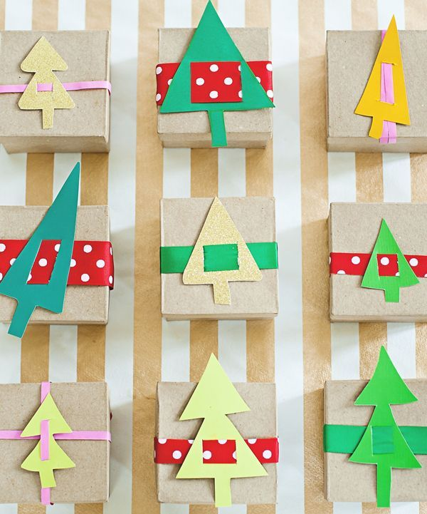 Can you believe it is time to start thinking about advent already!?! In just a couple weeks the season will begin and the countdown will be on. These festive tree boxes are a fun way to hide a collect