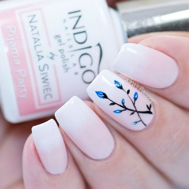 How to apply the new Pixel Effect Cinderella by Indigo Nails.In this ...
