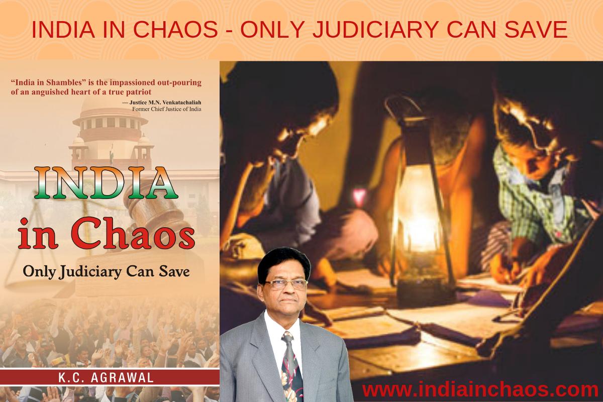 eradication of illiteracy in india
