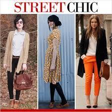 Resultado de imagem para street chic