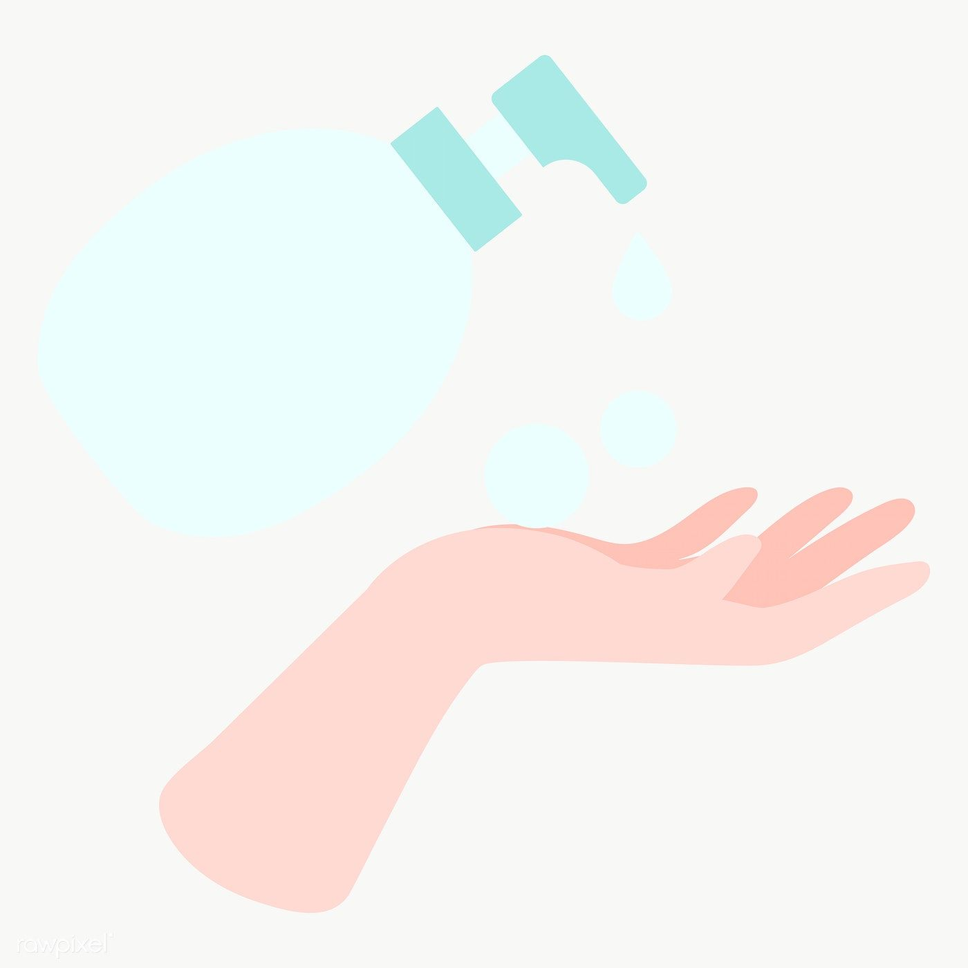 Wash Hands With Soap And Water Transparent Png Free Image By Rawpixel Com Nunny Medical Icon Soap Png