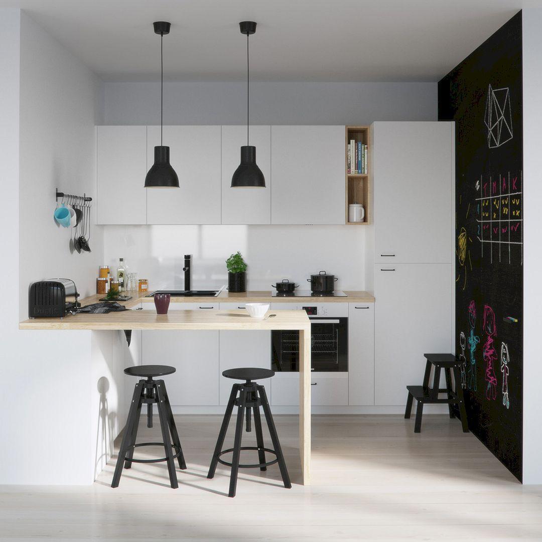 16 Extraordinary Scandinavian Kitchen Designs https//www