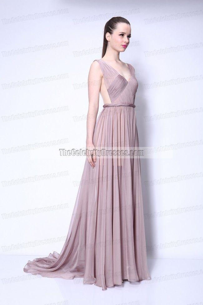 Taylor Swift Chiffon Evening Prom Dress in Video Begin Again ...