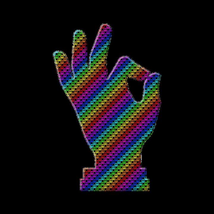 Free Image On Pixabay Hand Symbol Okay Sign Hippie Hand Symbols Symbols Hands