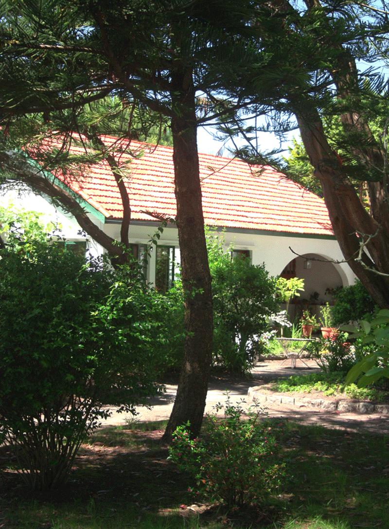 Jardín | La casita del principe