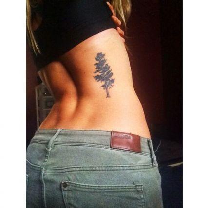 Photo of 39 super idées pour le placement de tatouage de pin à feuilles persistantes