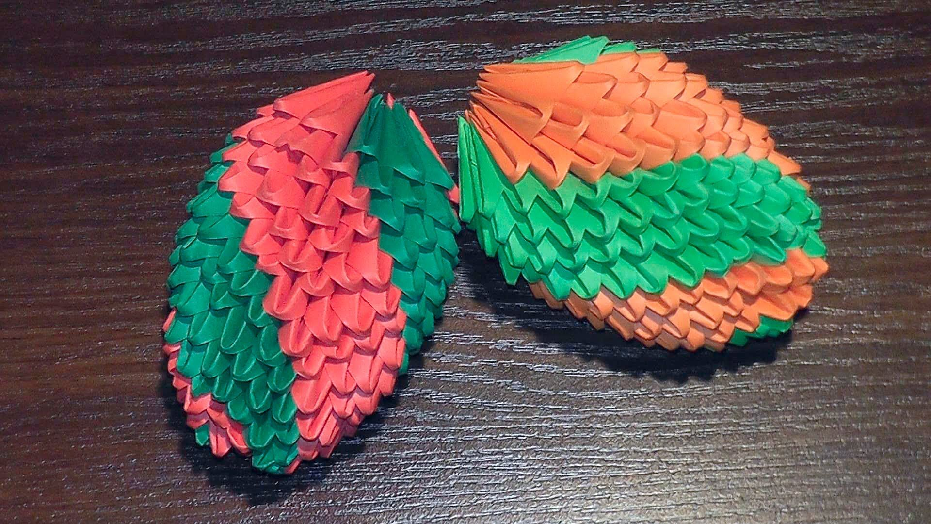 3d origami Easter egg box | Paper Easter egg - YouTube | 1080x1920