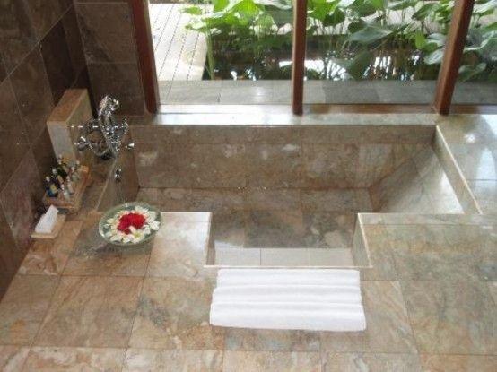 Dreamy Sunken Bathtubs To Relax In Sunken Tubs In 2019