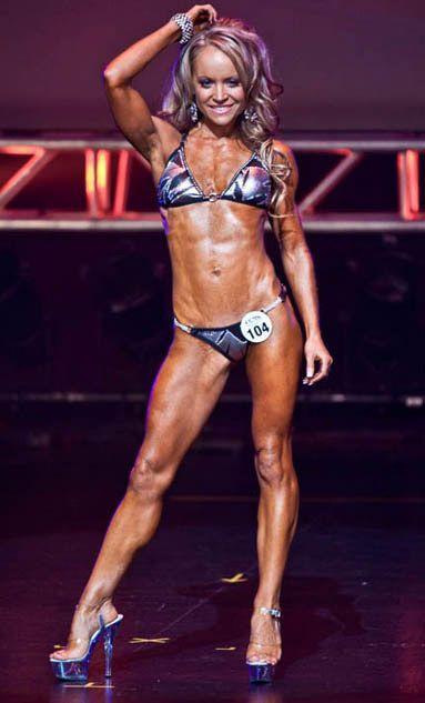 Vegan Bodybuilding & Fitness- Erin Moubray's sample daily meal plan here Vegan bodybuilding