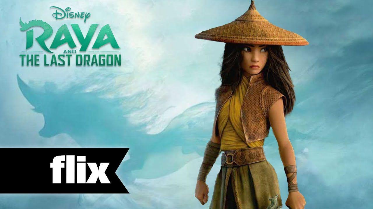 Disney raya the last dragon first look at raya 2021