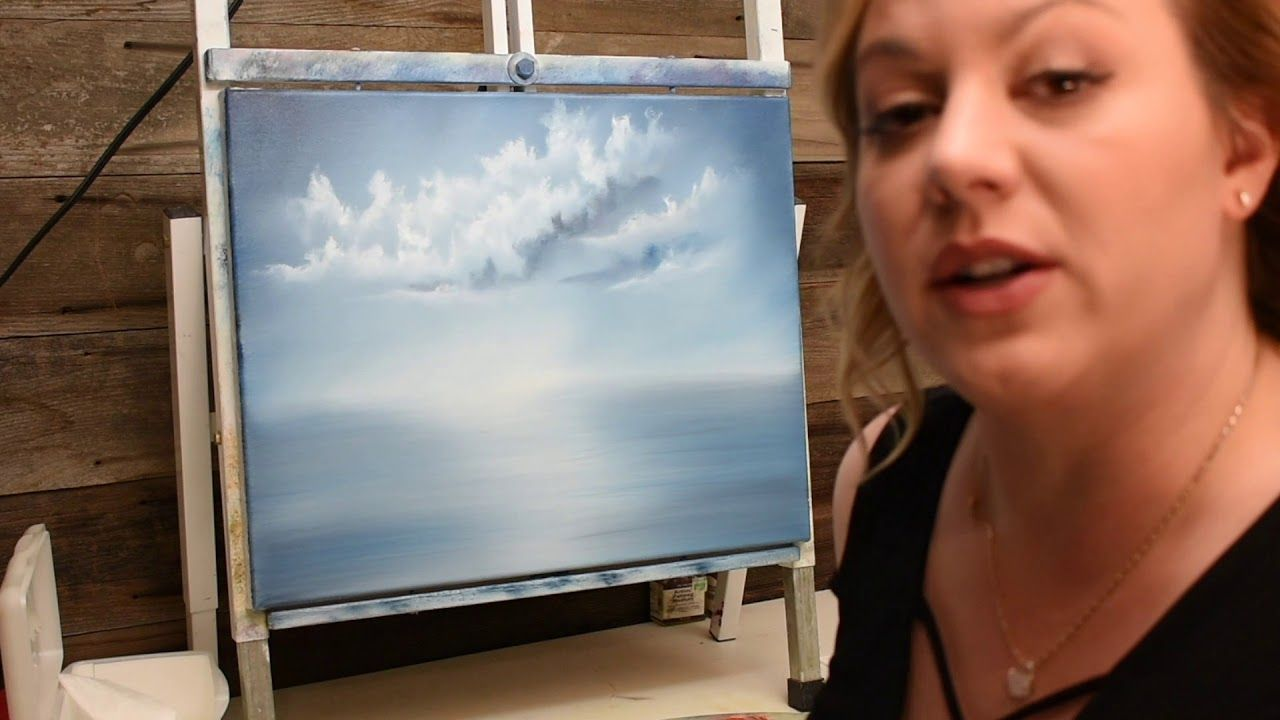 Oil painting demo / dvd tutorial youtube.