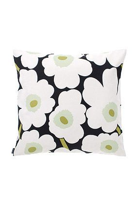 Pieni Unikko Pillow Sham By Marimekko Outdoor Pillow Covers