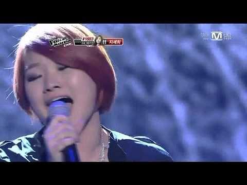 [보이스코리아_손승연-물들어]SonSeungYeon_Mooldeuluh(BMK)@Voice Korea_ep10