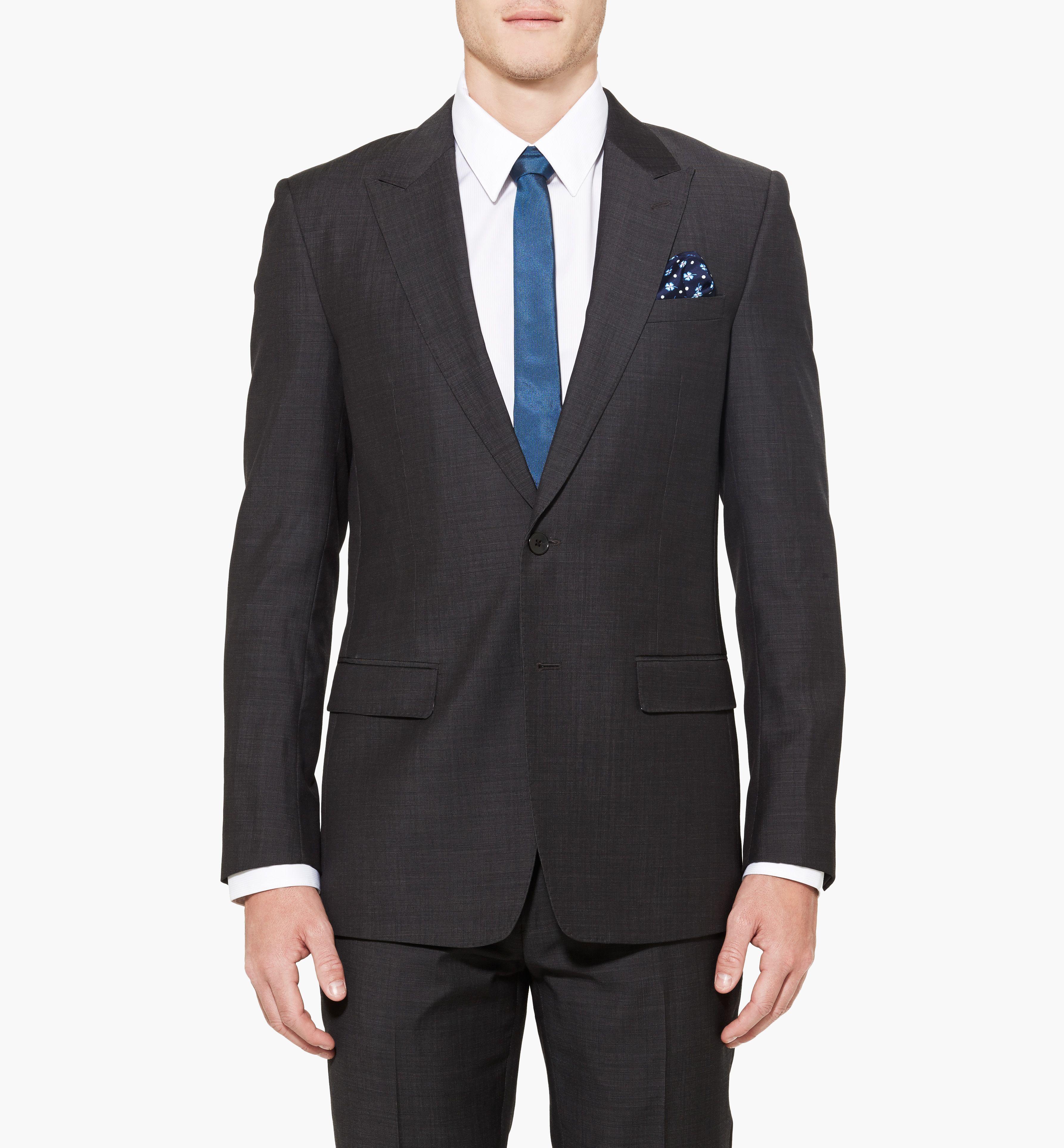 Black Micro Dot Suit S/C at Westfield Bondi Junction
