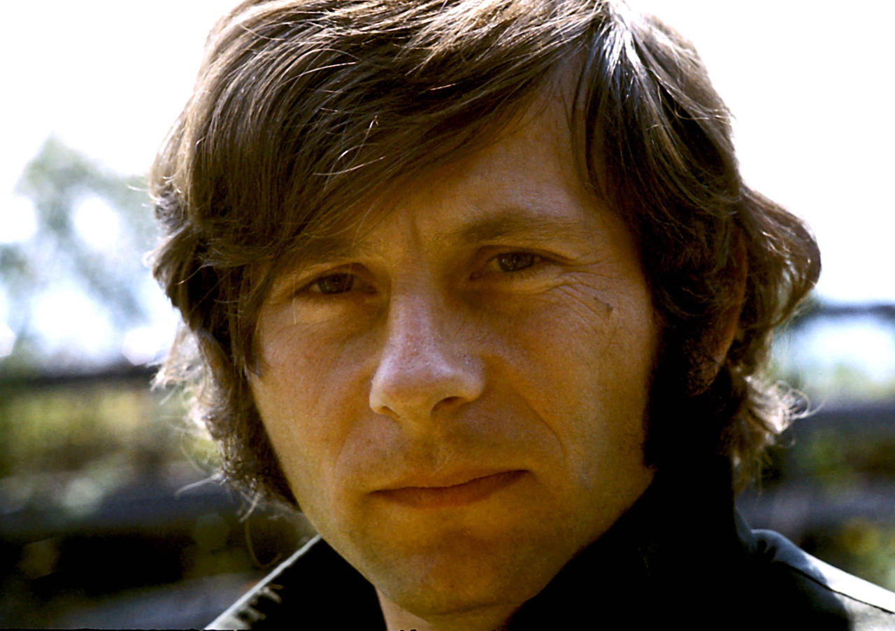 Roman Polanski photographed by Bill Bridges 1969