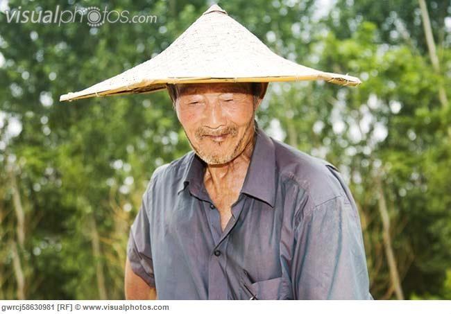 598af17ec48 chinese men in straw hats