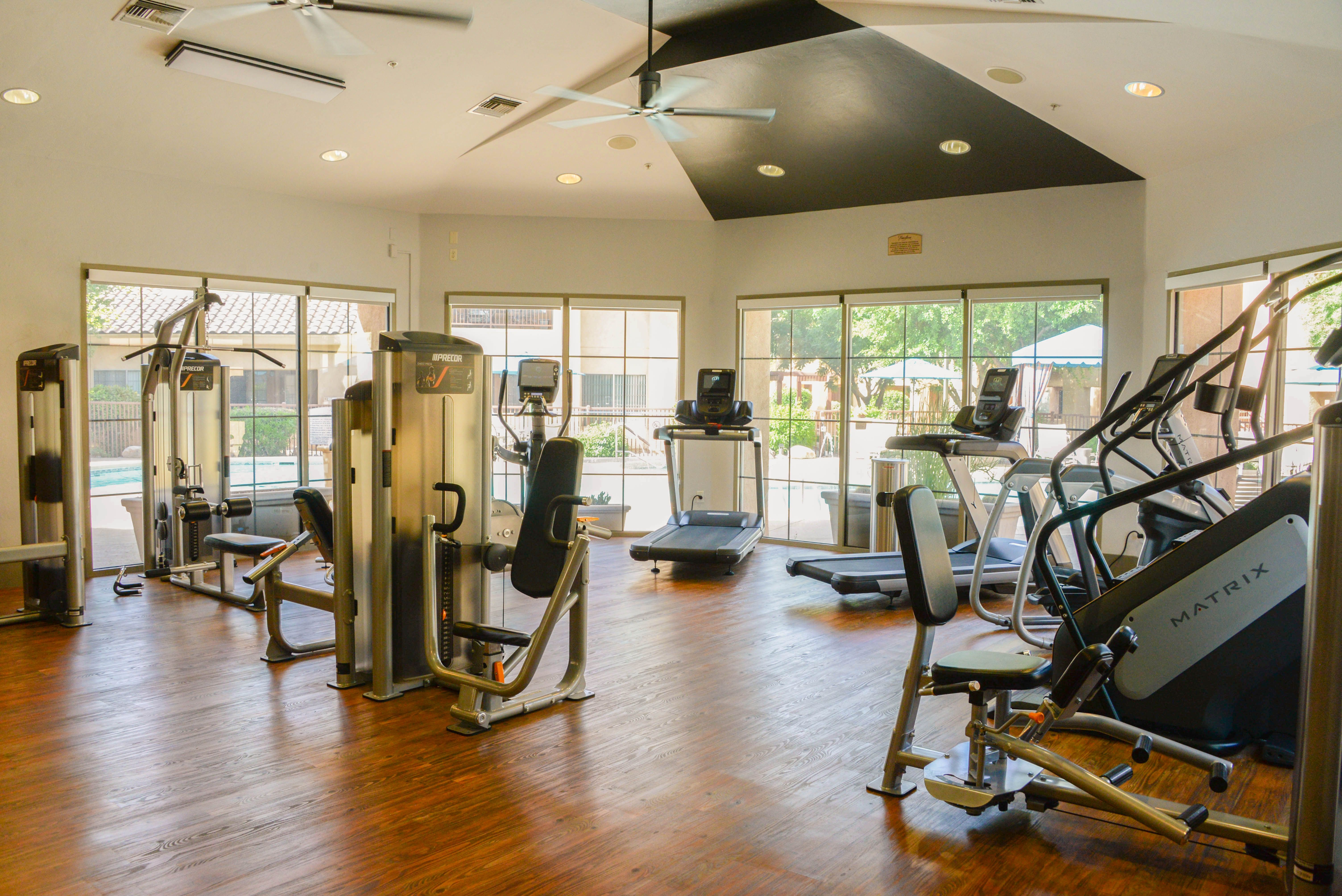 State Of The Art Fitness Room Luxury Apartments Apartment Rental Apartments