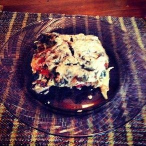 Kacie's Veggie Lasagna