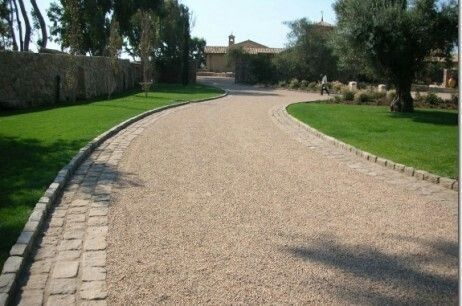 Amazing Residential Drive Driveway Landscaping Driveway Design Landscape