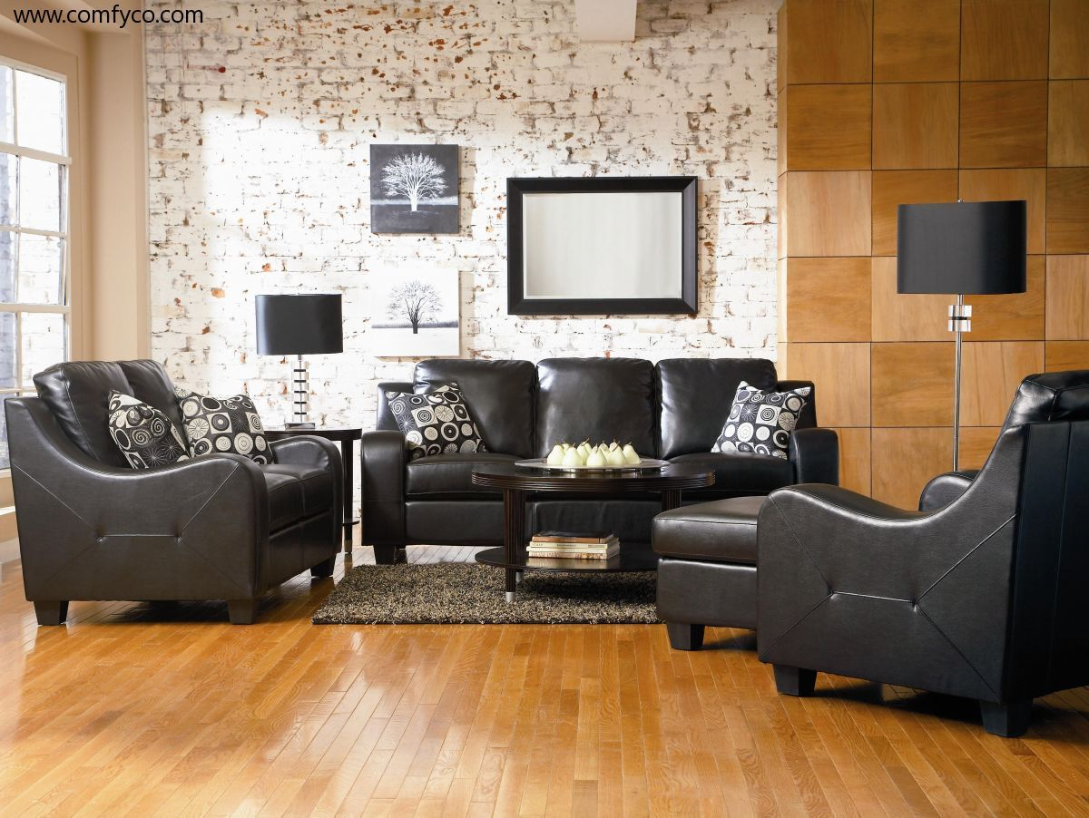 17 best images about living room leather furniture on pinterest