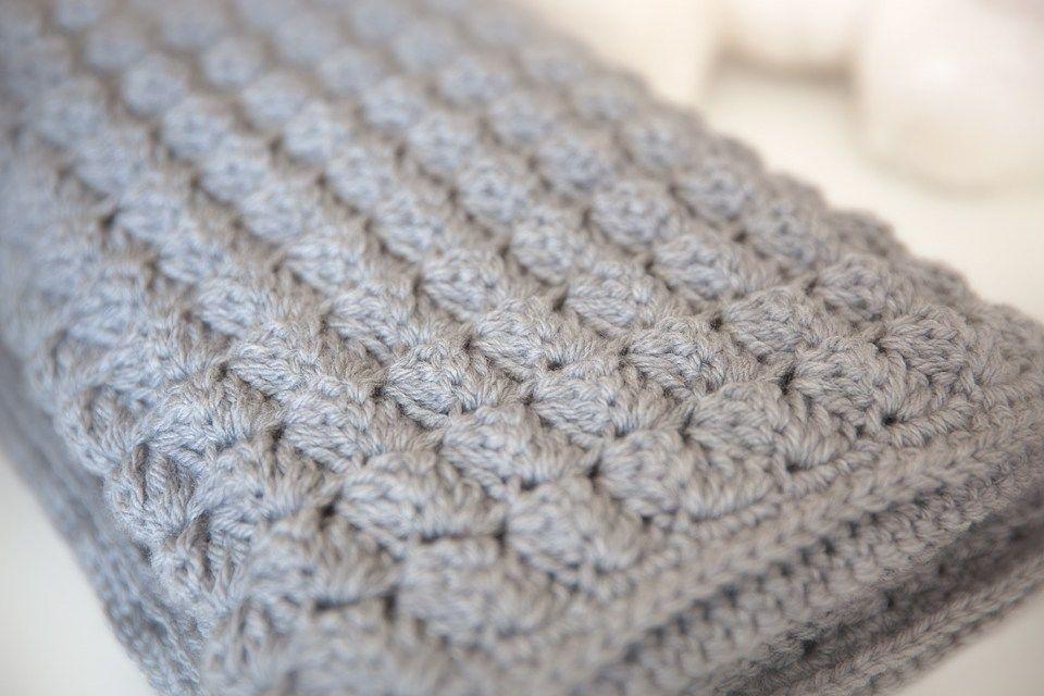 Free Baby Blanket Crochet Pattern Crochet Pinterest Baby