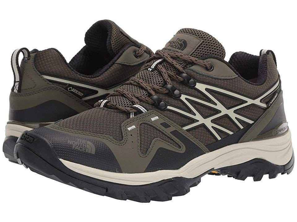026eb96972c The North Face Hedgehog Fastpack GTX(r) Men's Shoes New Taupe Green ...