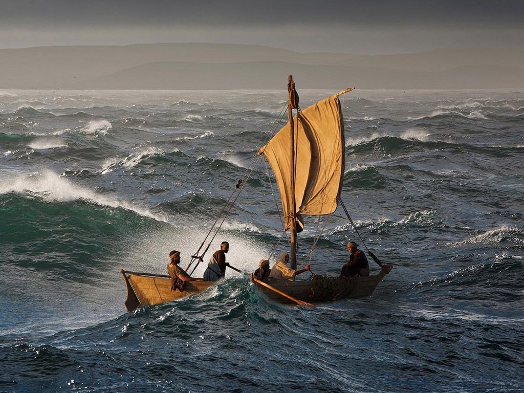 Free visuals maps pics of scenes and more sea of galilee for Fishing in the bible