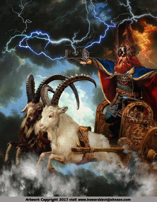 war of the thunder gods