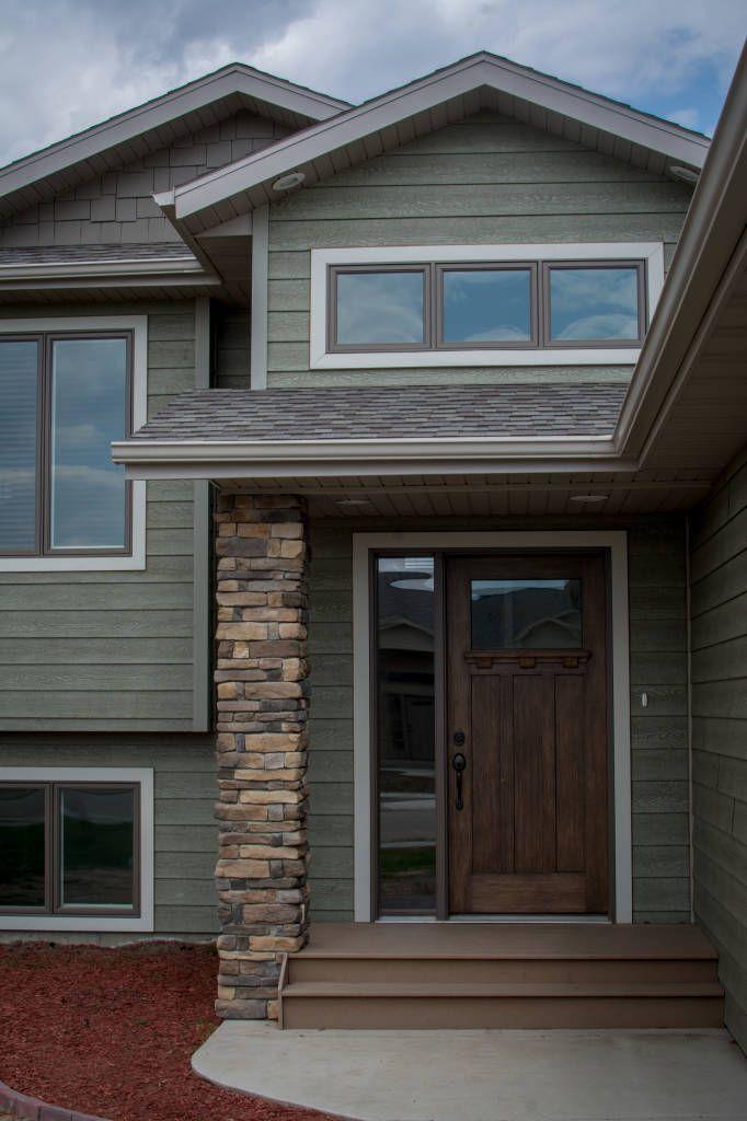 Image Result For Andersen Windows Terratone Big Houses Exterior