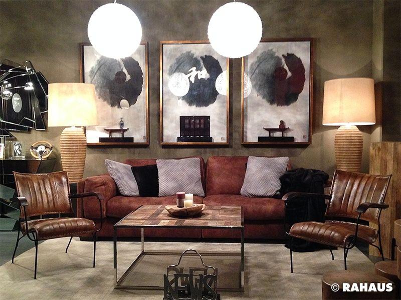 Rahaus De boston style berlin rahaus möbel kamin teppich konsole