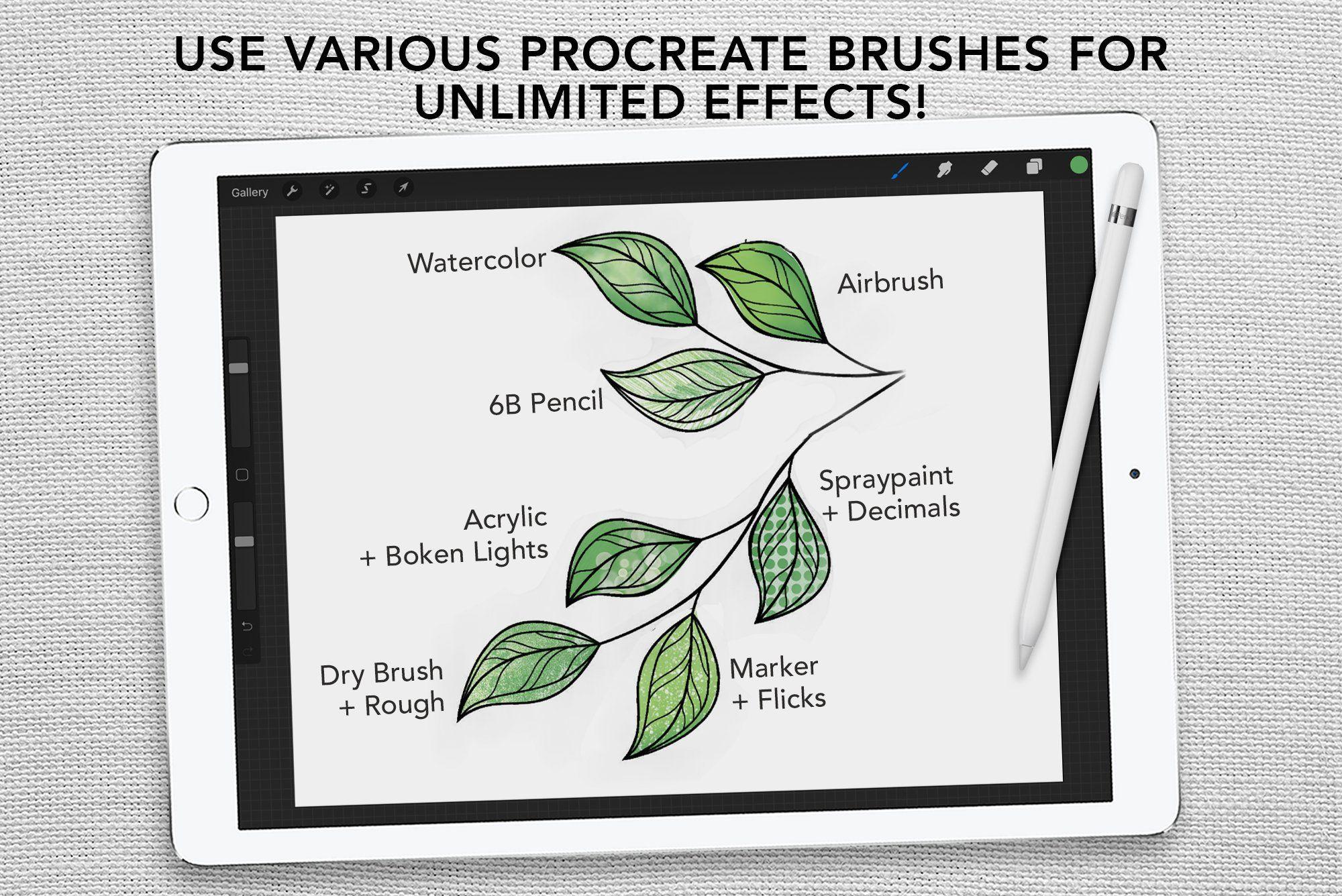 Procreate Coloring Book Floral 2 In 2020 Coloring Books Typography Design Tutorial Pet Logo Design
