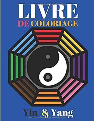 Amazon.fr - YIN & YANG LIVRE DE COLORIAGE: LIVRE DE ...