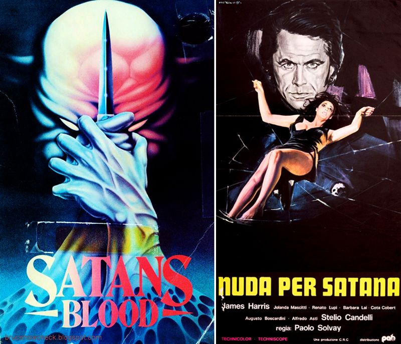 Retrospace Double Feature 32 Satansploitation Horror