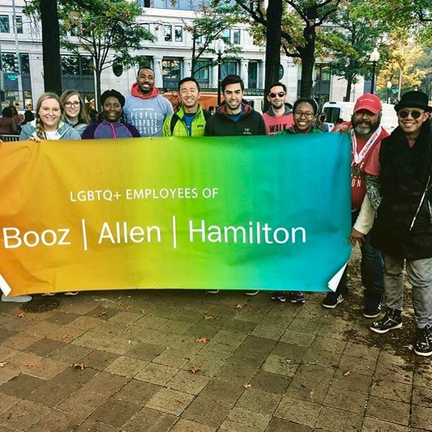 Booz Allen Hamilton On Instagram At Booz Allen I Have Found My Purpose To Be A Light So That Others May Leave The Darkness D Instagram Hamilton Purpose