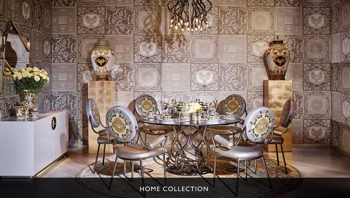 Schlafzimmer Versace ~ Versace home collection versace pinterest