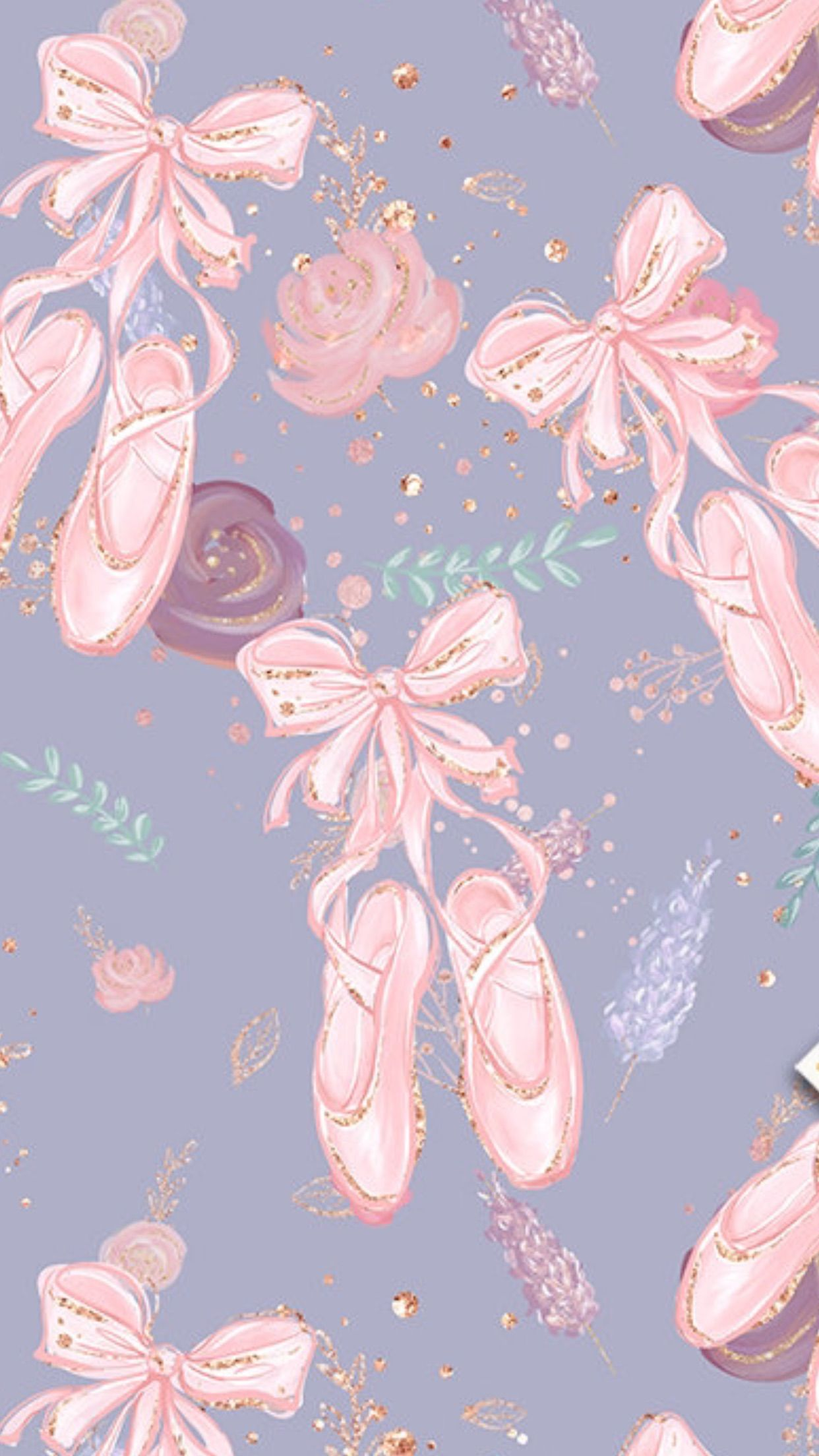 Pin By Miesha Brown On Cartoons3 Ballet Wallpaper Dance Background Ballerina Wallpaper