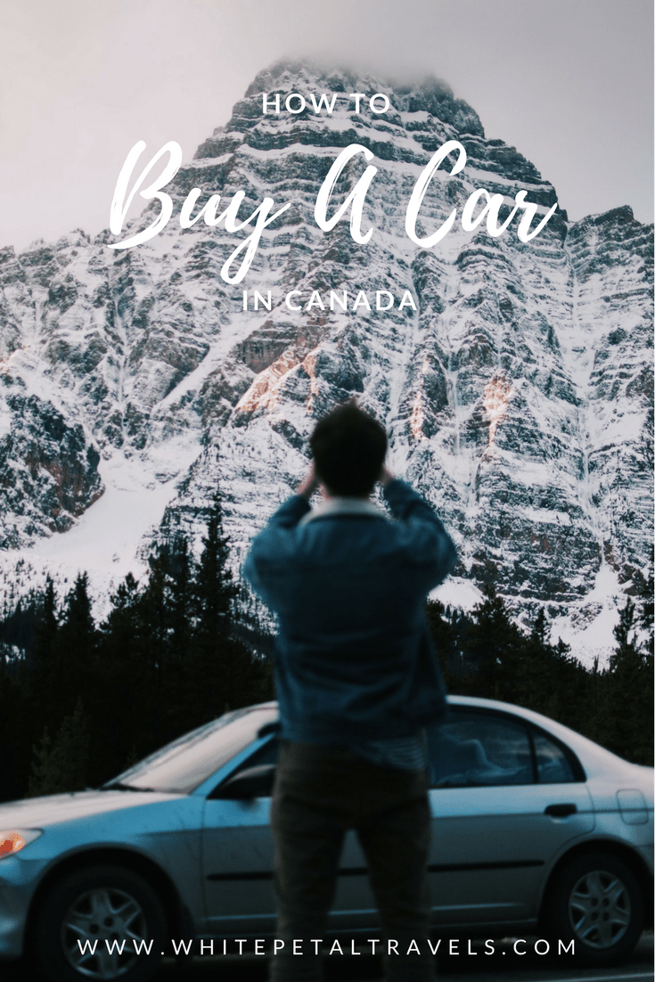 Canada Series How To Buy A Car Car buying, Car, Moving