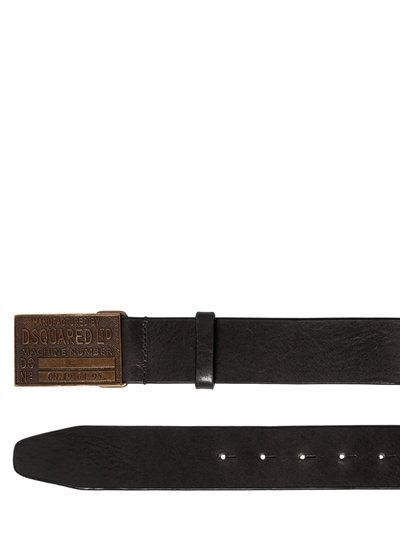 Small Leather Goods - Belts Dsquared2 HWoY97imv