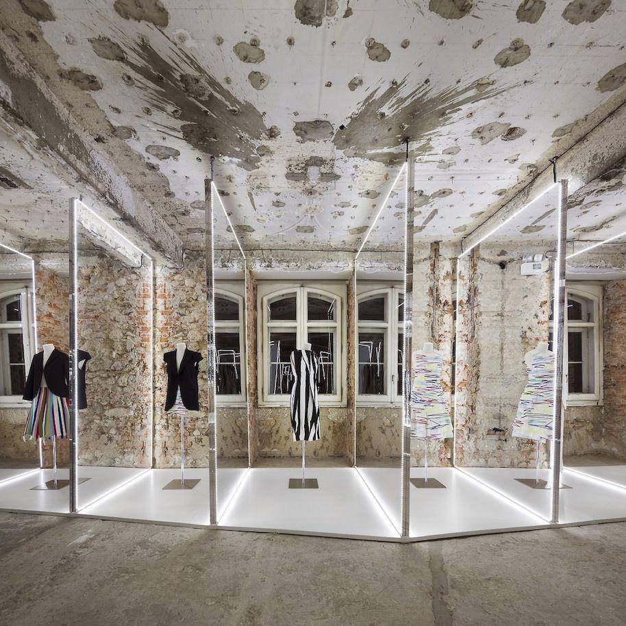 Dailybless Com Showroom Design Retail Store Design Bureau Betak