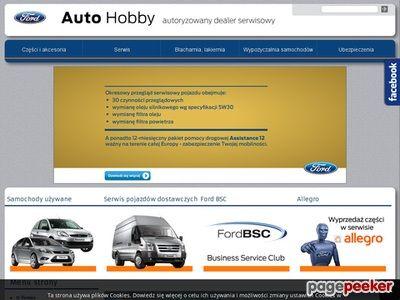 Auto Hobby Sp Z O O Bialystok Uzywane Samochody Bialystok Service Club Business Auto